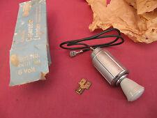 NOS Volkswagen Accessory Cigarette Lighter 6 Volt