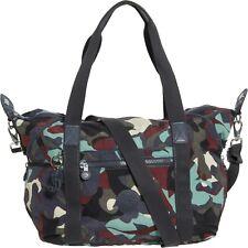 Kipling Tote Bag Art East-West Women's Crossbody Shoulder Tote Travel Bag - Camo