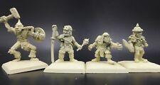 Ogres (4) Ral Partha Grenadier fantasy miniatures - D&D Dungeons & Dragons FF25