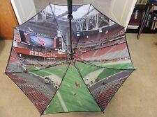 """AZ Cardinals University of Phoenix Umbrella Haas Jordon 40""""  New"""