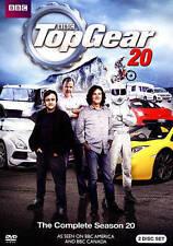 Top Gear: The Complete Season 20 (DVD, 2014, 2-Disc Set)