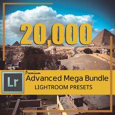 20,000 Lightroom Presets Advanced mega Bundle pc&mac ( Fast Email Delivery )