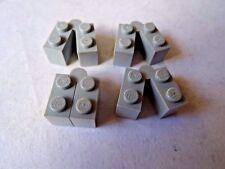 NEW LEGO 3830C01 LIGHT  BLUISH GREY 1 x 4 HINGE SWIVEL BRICK x 4