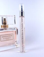 Givenchy Dahlia Divin Eau de Toilette 10ml Travel Sample Spray EDT 0.33oz