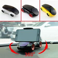 Universal 360° Adjustment Car Mobile Cell Phone Support Bracket Cradle Holder