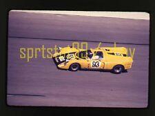 Bob Fisher #93 Chevron B16 - 1973 Daytona 24 Hours - Vtg 35mm Race Slide