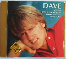 """DAVE - CD COLLECTION """"GOLD"""""""