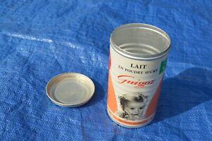 boite de lait guigoz vintage vide