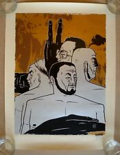 Dave Kinsey Signed Print Early work