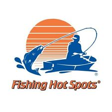 Fishing Hot Spots Map Chart Grand Lake O The Cherokees Ok A346