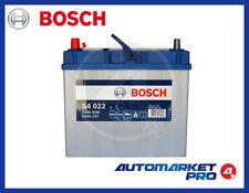 BATTERIA PER AUTO BOSCH S4 45 AH AMPERE 330 EN 12 VOLT SILVER S4 022 0092S40220