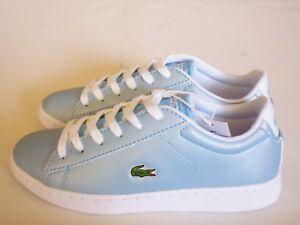 Lacoste Jungen Kinder Sneakers,Lacoste CARNABY EVO 317 5SPC LT  Kinder Schuhe