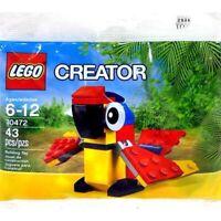 LEGO Parrot Creator Mini Build 30472 Building Toy Polybag