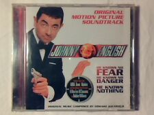 COLONNA SONORA Johnny English cd ABBA MOLOKO ROBBIE WILLIAMS SIGILLATO SEALED!!!