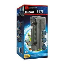 Fluval U3 Underwater Filter 150L - 3 Way Flow - Adjustable Positioning