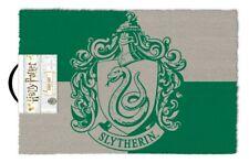Harry Potter (Slytherin) Doormat 100% Coir Rubber Back Door Mat