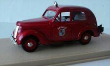 ELIGOR 1:43 AUTO DIE CAST RENAULT JUVAQUATRE BERLINE 1938 ROSSO ART 1014