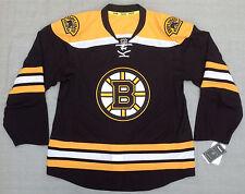 Boston Bruins Reebok Center Ice Premier Home NHL Hockey Jersey Original Size 54
