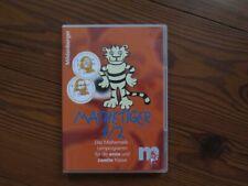 Mathetiger 1 / 2. CD-ROM von Mildenberger   Lern-Software   Version 2.1