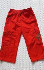 Pantalon  rouge évasé  KENZO  8 ans , etat neuf!