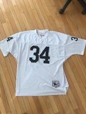 25c448f9a74 Mitchell   Ness Authentic Los Angeles Raiders Bo Jackson Football Jersey  Men 54
