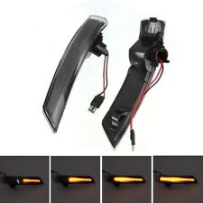 Dynamic Turn Signal LED Side Mirror Light Sequential Indicator For Ford Focus