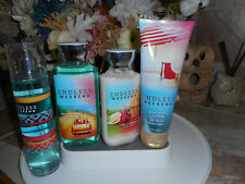 Bath & Body Works Endless Weekend, 4 Pc. Set with Fragrance Mist