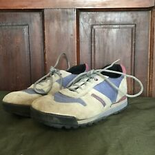 Vintage Merrell Hiking Shoes Boots 90s Womens 8.5 Suede~Nylon Sneakers