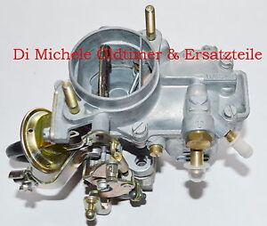 32 Icev 21/250 Weber Carburetor Made IN Spain E.g. Fiat Ritmo 60 1116ccm