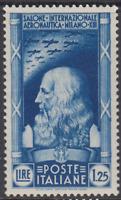 Italy Regno - 1935 - Salone Aeronautico - Sass. n.387 cv 720 MNH**