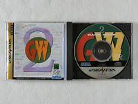 GAME WARE Vol 2 SS Sega Saturn From Japan