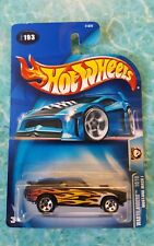 2003 Hot Wheels #193 Wastelanders Ford Mustang Mach 1