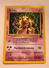 Pokémon Karte Mewtu Black Star Promo 14 TCG Sammelkarte