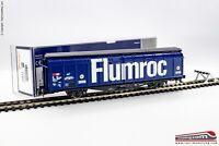 ROCO 76874 - H0 1:87 - Carro merci SBB CFF FFS FLUMROC mod. Hbbillns ep.V