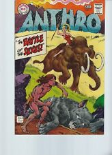 Anthro Set #1 through #6  (Jul-Aug 1968, DC) All Six Issues  Howie Post Stories