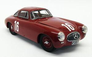 CMC 1/18 Scale Model Car M-160 - Mercedes Benz 300SL (W 194) - Red