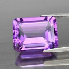 23.58Ct 13x18MM rectangle CUT UNHEATED Olive PURPLE SAPPHIRE AAA+ GEMSTONE