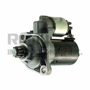 Delco REMY 16022 Premium Remanufactured Starter Motor