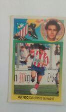 Cromo fútbol fichajes n'3 quevedo 93 /94 ediciones este