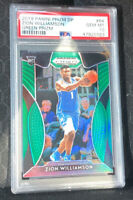 🔥2019-20 Panini Green Prizm #84 Zion Williamson RC Rookie PSA 10 GEM MINT DP