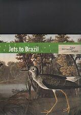 JETS TO BRAZIL - four cornered night LP black vinyls
