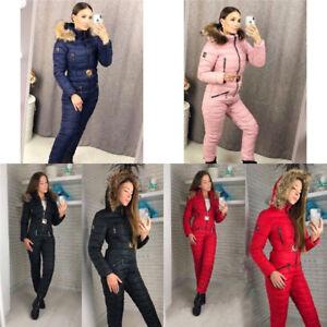 Women's snowsuit outdoor sports pants winter warm ski suit waterproof pants