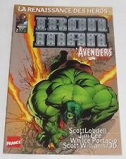 Iron Man # 2 [Heroes Reborn] VF Marvel France 1998