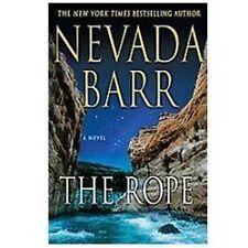 The Rope: An Anna Pigeon Novel (Anna Pigeon Mysteries) Barr, Nevada Hardcover U