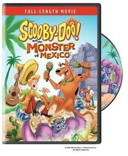 Scooby-Doo and the Monster of Mexico (DVD, 2005) - New