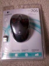 New Logitech M705 Marathon Wireless Laser Mouse