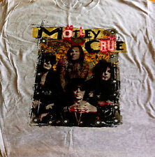 Motley Crue - Rivets Group World Tour - T-Shirt (BOX2)