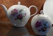 Superb KPM Berlin Porcelain Teaset for 12 Tea Set Porzellan Tee Service Coffee