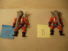Snout Spout Masters of the Universe MOTU Water Blasting Firefighter 1986 Wave 5