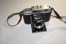 ISKRA Soviet Medium format camera Remade 4.5x6cm camera USSR 1956-60s KMZ AS IS